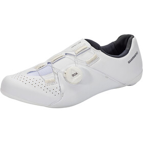 Shimano SH-RC3 Bike Shoes Wide Men, white